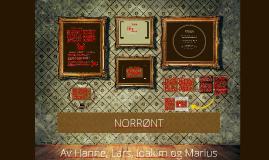 Copy of NORRØNT