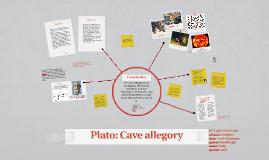 Plato: Cave allegory