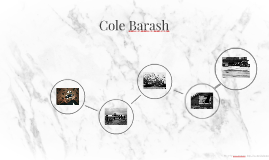 Cole Barash