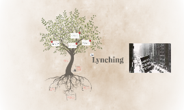 Copy of Lynching