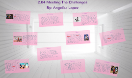 2.04 Meeting the challenges