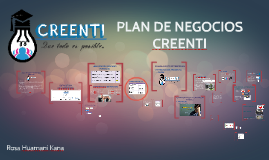 PLAN DE NEGOCIO - CREENTI