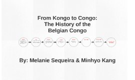 From Kongo to Congo: The History of the Belgian Congo