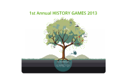 History Games 2013
