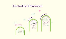 Copy of Control de Emociones