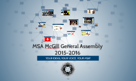 MSA GA 2015-2016