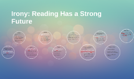 Irony: Reading Has a Strong Future