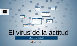 Copy of El virus de la actitud