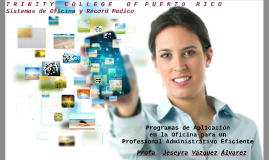 PROGRAMAS APLICACION PROFESIONAL ADMINISTRATIVO EFICIENTE