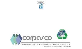 Presentación de Corpasco