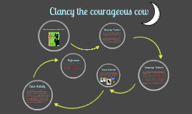 Clancy the courageous cow