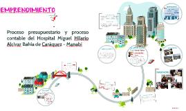 Proceso presupuestario y proceso contable del Hospital Migue
