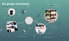 grups d'animals
