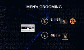 Copy of MEN's GROOMING