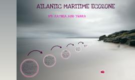 Copy of Atlantic Maritime Ecozone