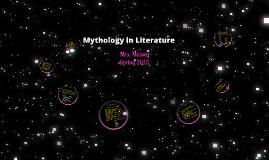 Mythology in Literature