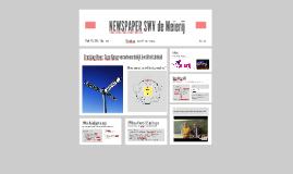 NEWSPAPER SWV de Meierij