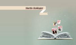 Copy of Martin Heidegger