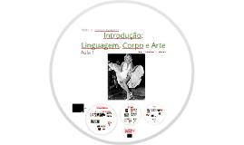 MODA E COMPORTAMENTO_ Aula 1_Linguagem, corpo e arte.