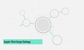 Doppler Effect Design Challenge
