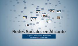 Redes Sociales en Alicante