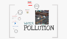 Pollution in Our Water