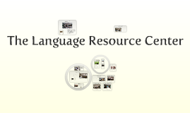 Copy of OU Language Resource Center