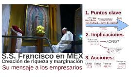 S.S. Francisco en MEX