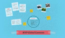 Copy of MYP Global Contexts