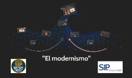 """Copy of """"El Modernismo"""""""