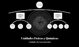 Unidades Físicas y Químicas