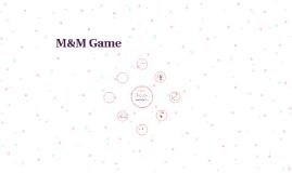 Copy of M&M Game