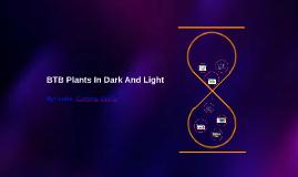 BTB Plants In Dark And Light
