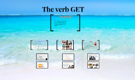 The verb GET