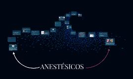 ANESTESICOS
