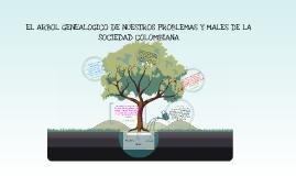 EL ARBOL GENEALOGICO DE NUESTROS PROBLEMAS Y MALES DE LA SOC
