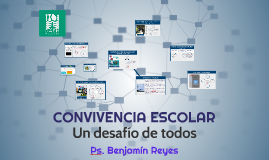 Copy of Convivencia Escolar