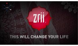 Presentación de Zrii