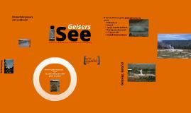 iSee geisers multimedia