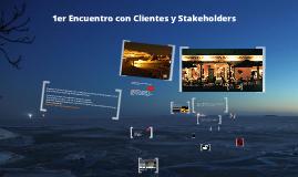Copy of 1er encuentro con clientes