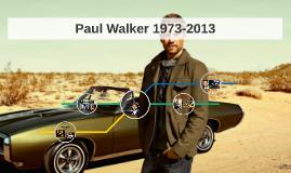 Paul Walker 1973-2013