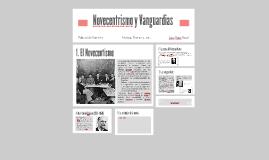 Novecentrismo y Vanguardias