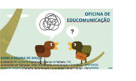 Oficina de Educomunicação