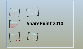 Copy of Guía para SharePoint 2010
