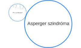 Asperger szindróma