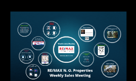 Weekly Sales Meeting, March 27, 2019