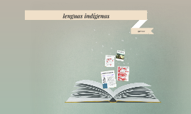 lenguas indigenas