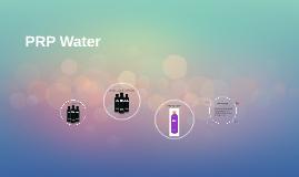 PRP Water