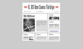 II. Dünya Savaşı Sonrası Türkiye