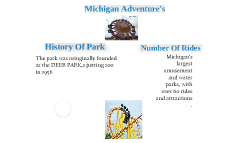 Michigan Adventures